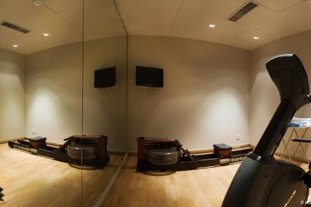 Salle de fitness - Hôtel Chateaudun-Opéra