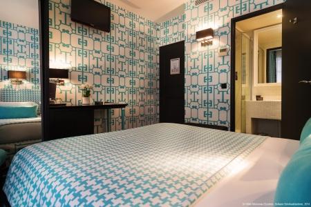 Chambre standard - Hôtel Monceau Elysées