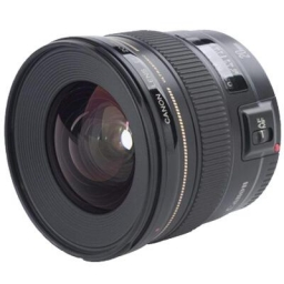 Objectif Canon EF 20 mm f/2.8 USM