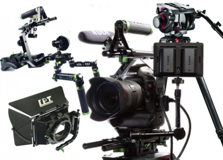 Pack Tournage Canon EOS-1D C