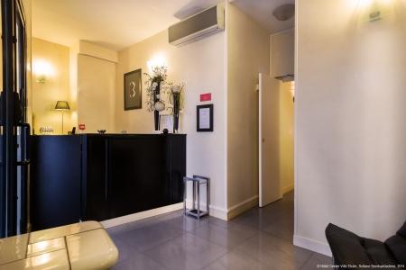 Réception - Hôtel Centre-Ville Etoile