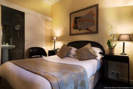 Chambre standard - Hôtel Centre-Ville Etoile