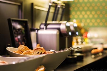 Buffet - Hôtel Monceau Elysées