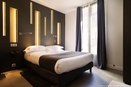 Chambre standard - Hôtel Arc de Triomphe Etoile