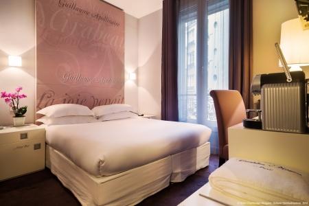 Chambre prestige - Hôtel Chambellan Morgane